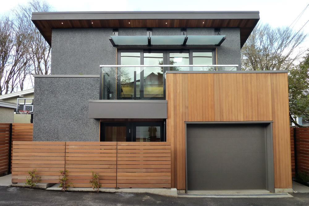 33' Lot, 800sf, 1 Br, 1 Bath + Garage  Vancouver's 1st home with a 'purple pipe' rainwater re-use system Featured on  Tiny House Talk ,  Small House Bliss