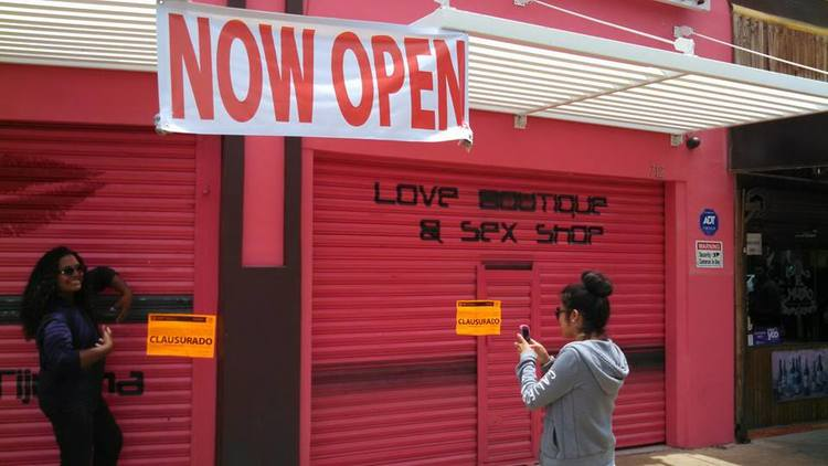 Declared Sex Shop to be Closed Down and Two Days Later it ...