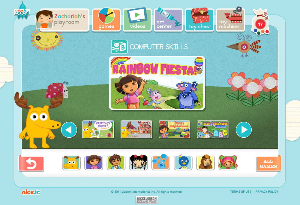 Nickjr Com Dora Games ...