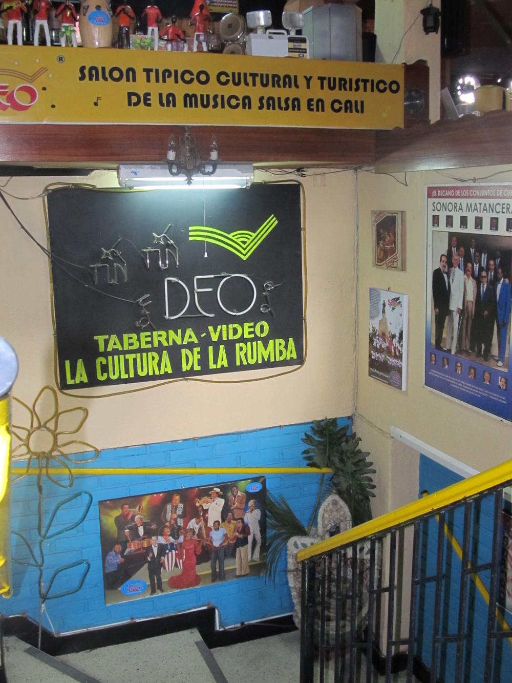 T in Tin Deo, uno de los sitios favoritos para ir a bailar salsa en Cali.