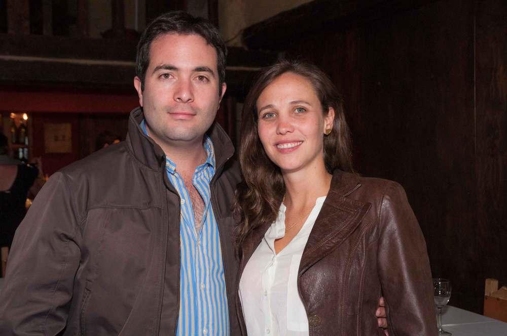 Felipe Mejía Montes y Natalia Estrada