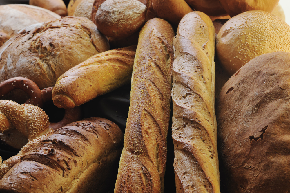 Irresistibles la clásica baguette parisina.