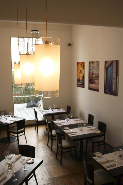 I Latina, restaurante colombiano en Buenos Aires, Argentina.