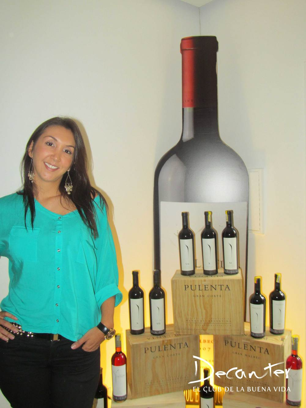 Ximena Betancur, otra de las suscriptoras invitadas.