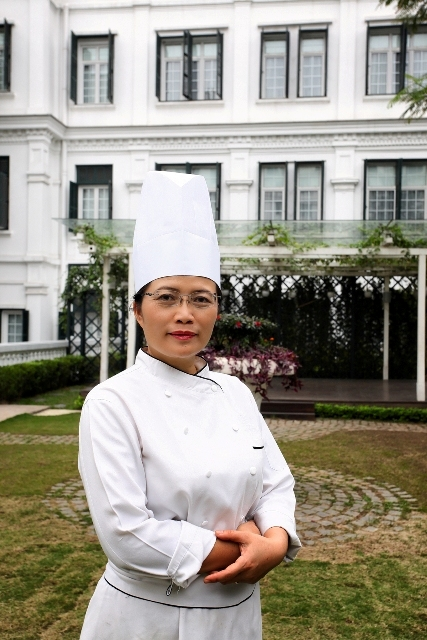 Executive Sous Chef Nguyen Thanh Van