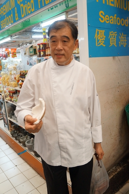 Sakchai Ditsakul, sous-chef del hotel Four Seasons Bangkok1