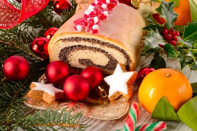 Bûche de Noël / Imagen Shutterstock