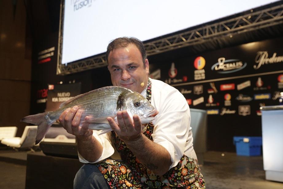 Ángel León, chef gaditano dedicado al mar
