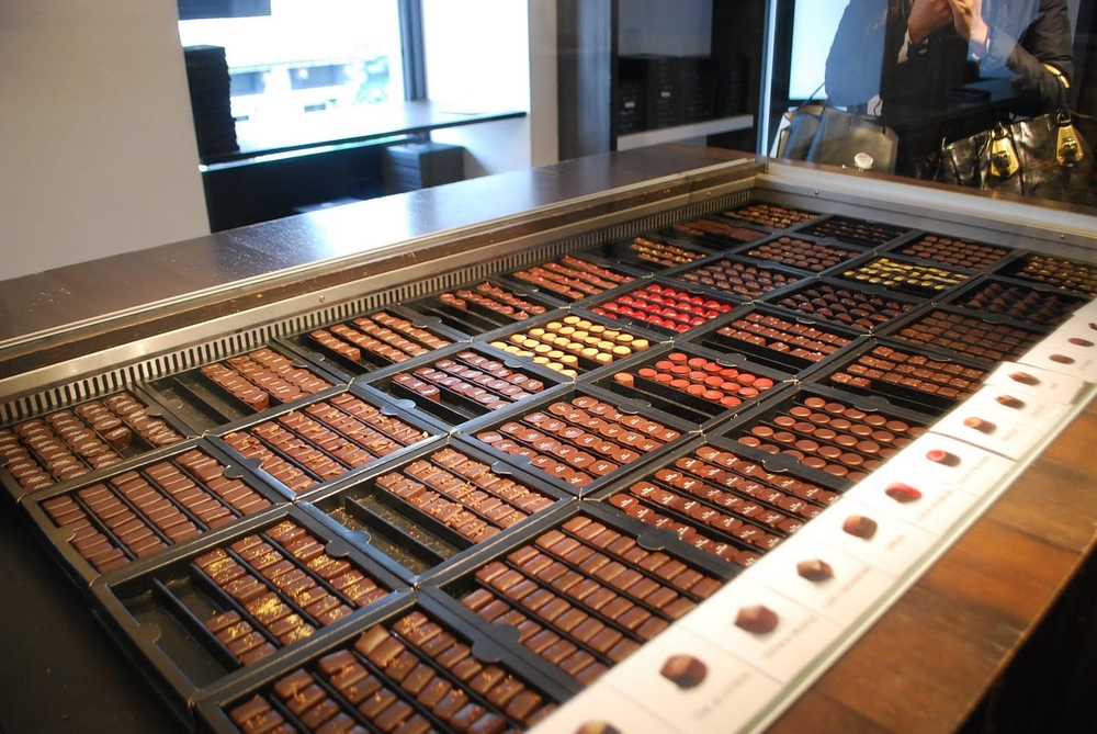 Pierre Marcolini : Maison of Haute Chocolaterie