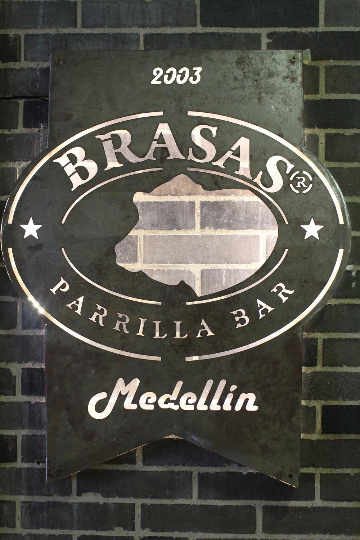 Brasas Parrilla Bar Medellín