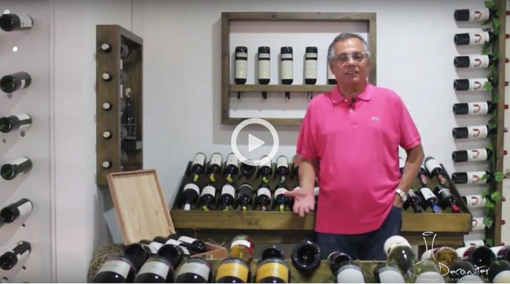Como debe ser el manejo de vino de un restaurante