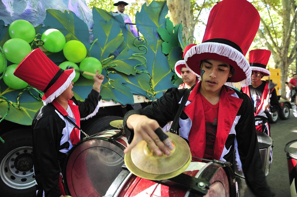 Fiesta Nacional de la Vendimia
