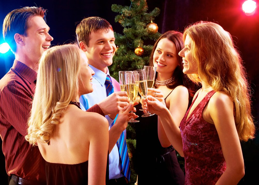 Celebración de Nochevieja