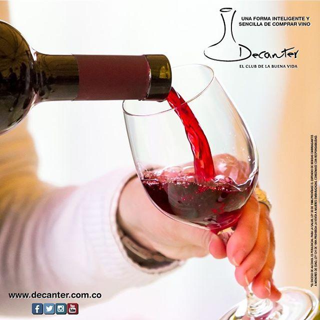 Destapa un vino exclusivo para celebrar en grande este fin de año!!! Tu te lo mereces!!! Club de Vinos Decanter. #vino #clubdevinos #vinosexclusivos #decanter #decantercolombia
