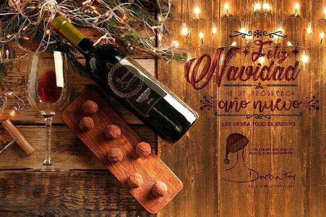Club de Vinos Decanter les desea Feliz Navidad y próspero año nuevo!!! #clubdevinos #decantercolombia #navidad #2018 #vino #felizañonuevo