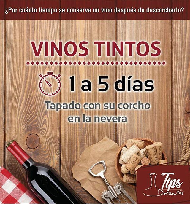 Aprende sobre Vinos Fácil y Rápido con nuestros Tips Decanter!!! #tips #decantercolombia #vino