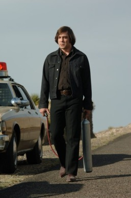 Anton Chigurh from  No Country from Old Men -   image source