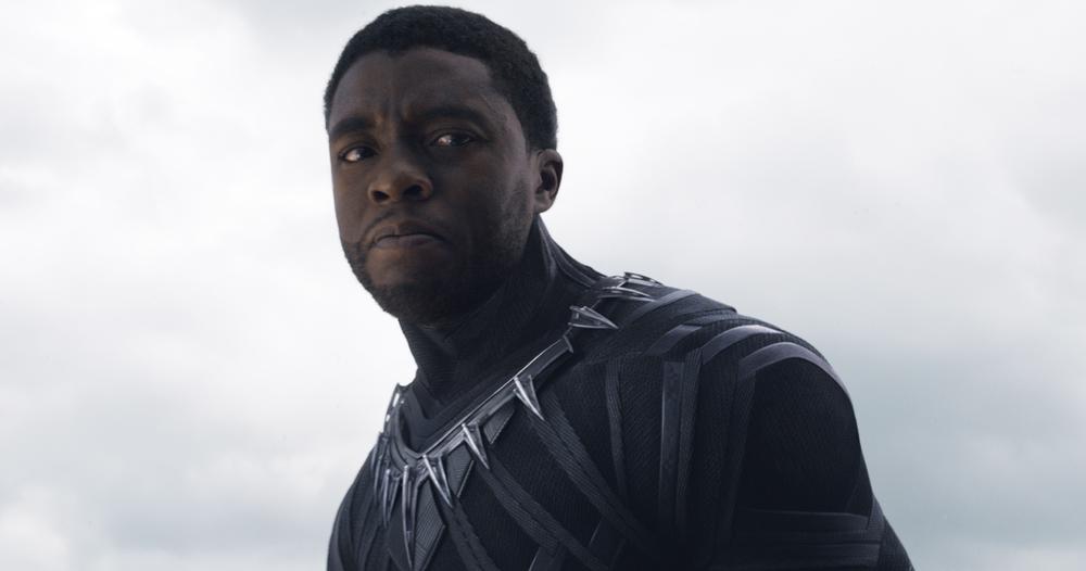 Chadwick Boseman as T'Challa (aka The Black Panther)