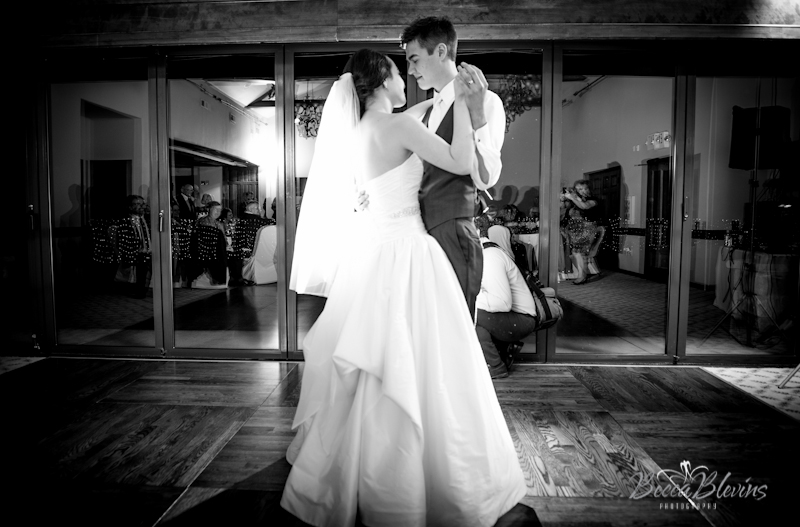 First Dance in The Grand Ballroom at The Aerie at Eagle Landing - Wedding Venues Happy Valley, Oregon
