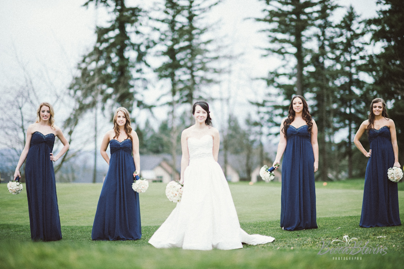 Forest Wedding at The Aerie at Eagle Landing - Wedding Venues Happy Valley, Oregon