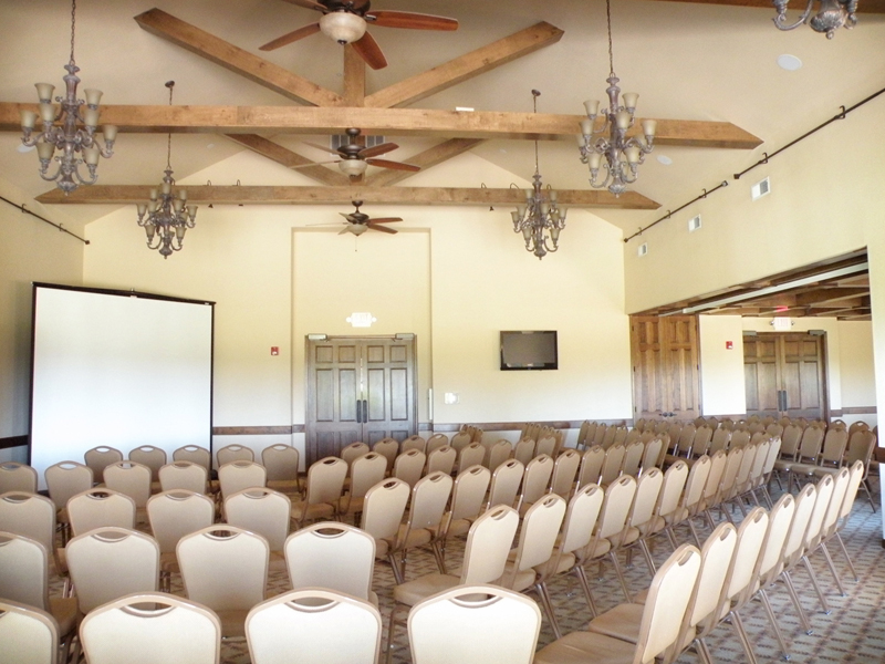 The Great Hall at The Aerie at Eagle Landing - Wedding and Events Venue Happy Valley, Oregon