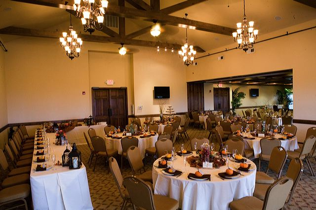 The Grand Ballroom at The Aerie at Eagle Landing - Wedding Venue Happy Valley, Oregon