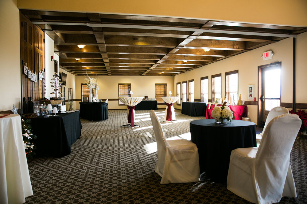 The Library at The Aerie at Eagle Landing - Corporate Events Venue Happy Valley, Oregon
