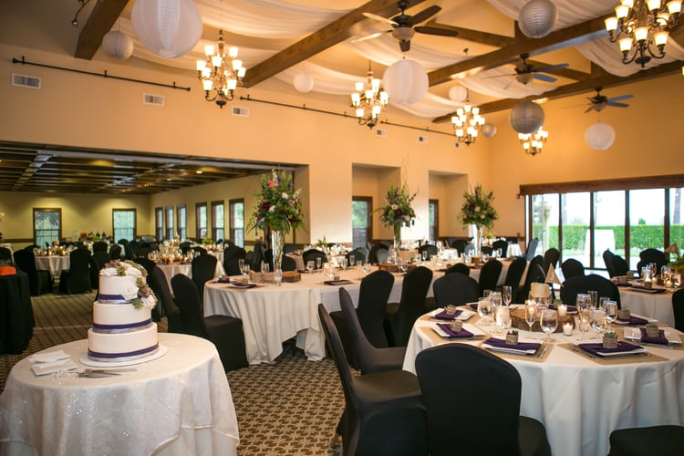 The Great Hall at The Aerie at Eagle Landing - Wedding Venues Happy Valley, Oregon