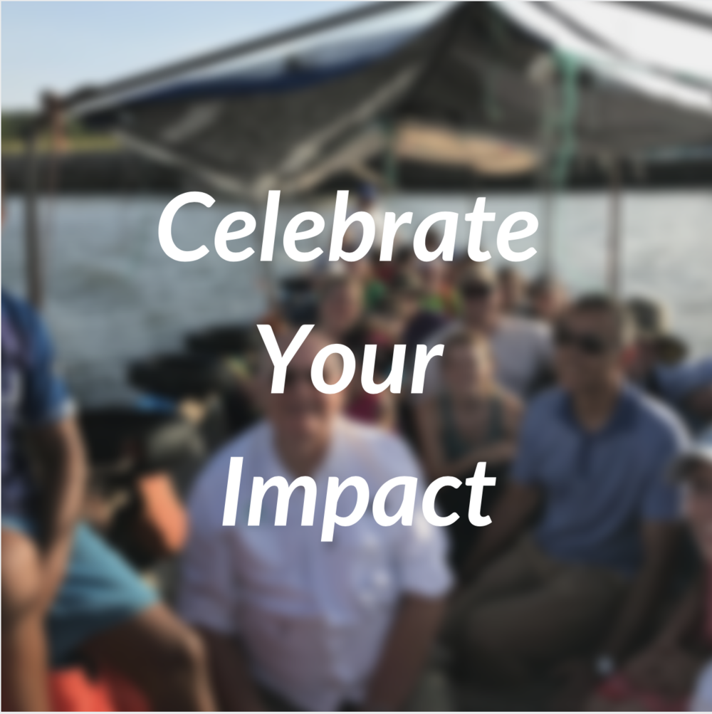 Celebrate Your Impact
