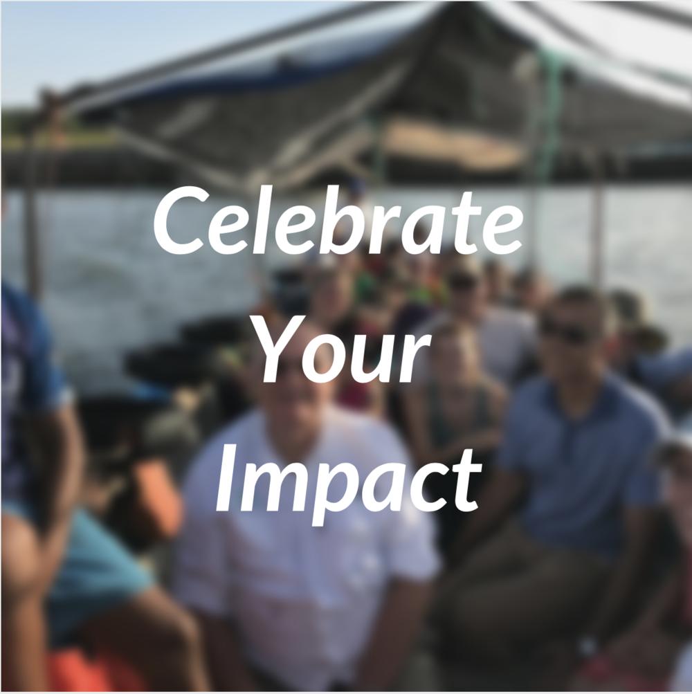 Celebrate Your Impact