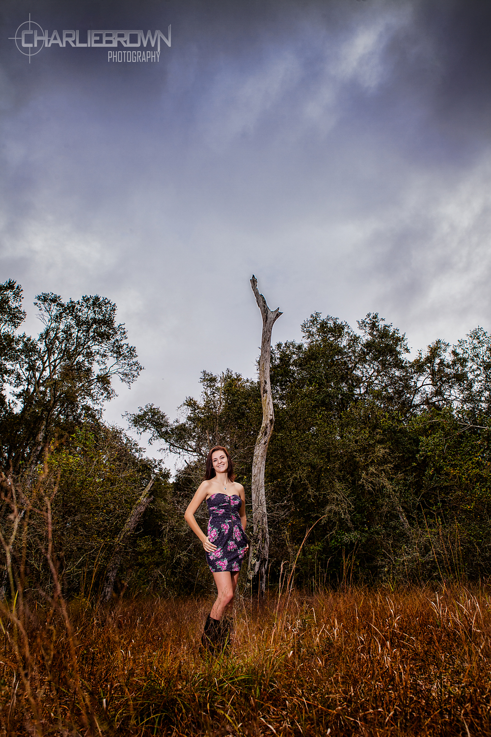 Senior Portraits Ft.Cooper State Park Citrus County,FL