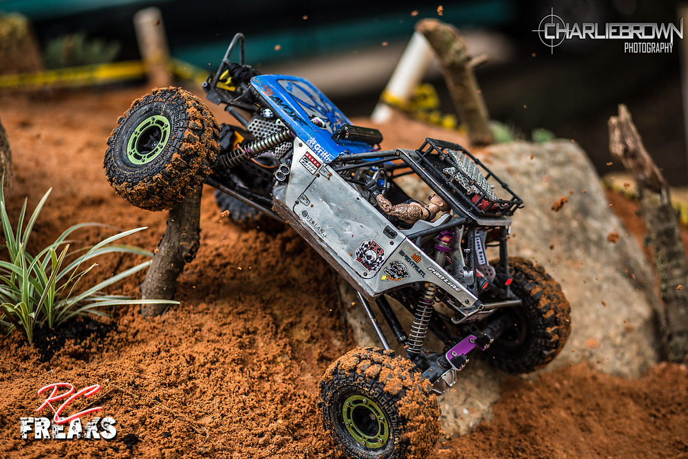 RC Crawler 1/10th scale