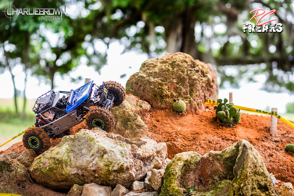 King of the RC Crawling Mountain