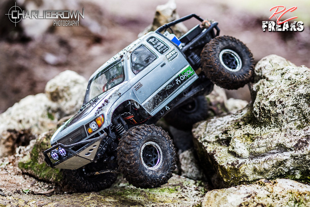 Mad Max RC Crawling