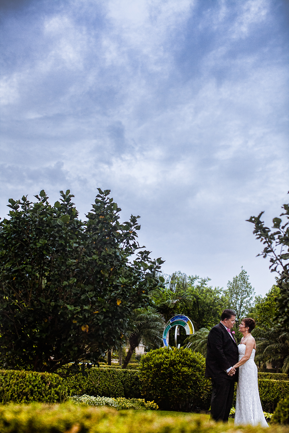 Creative Wedding photography by charlie brown photography