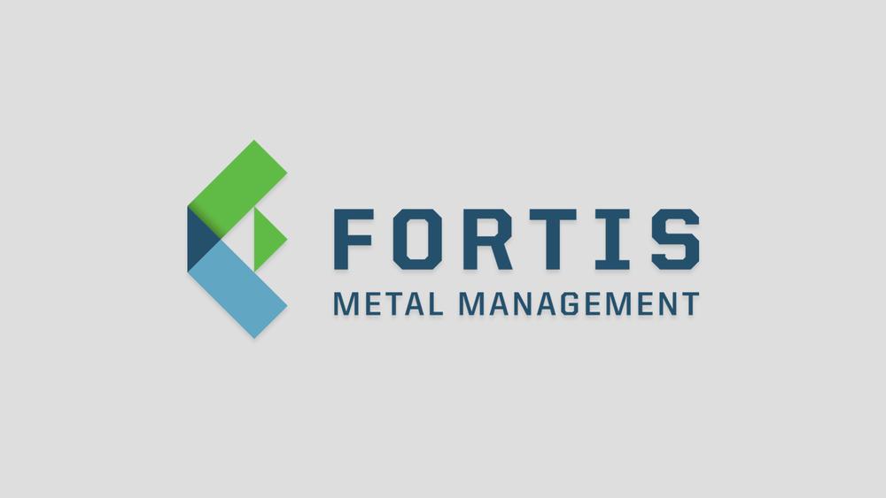 Fortis Metal Management — Utility Design Co. — Branding & Design