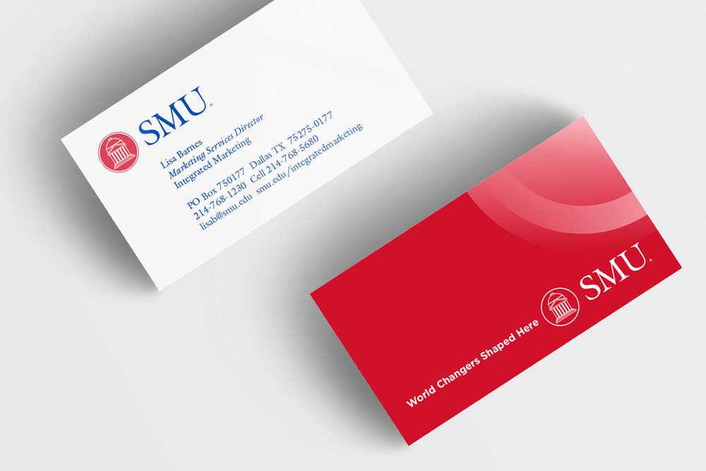 Southern Methodist University — Utility Design Co. — Branding & Design