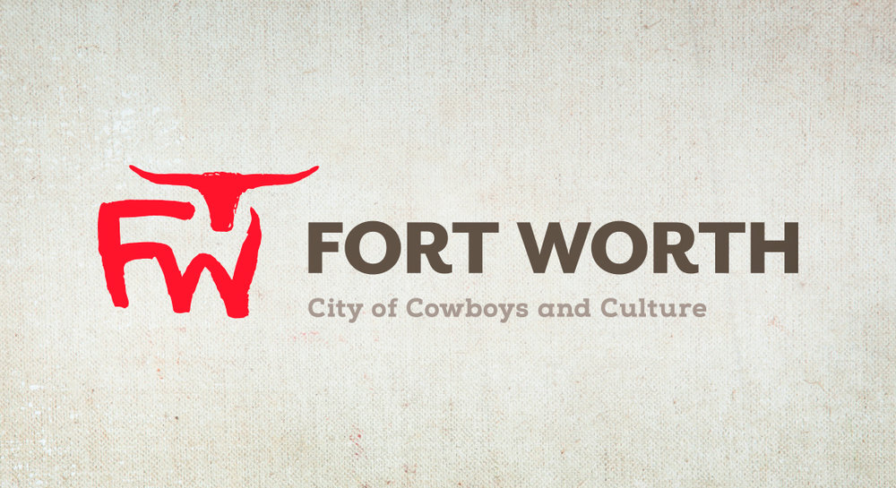 Fort Worth CVB / Identity Design