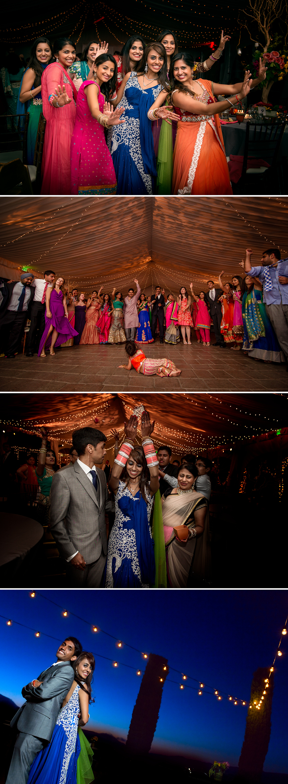 Indian wedding Viansa Winery Napa