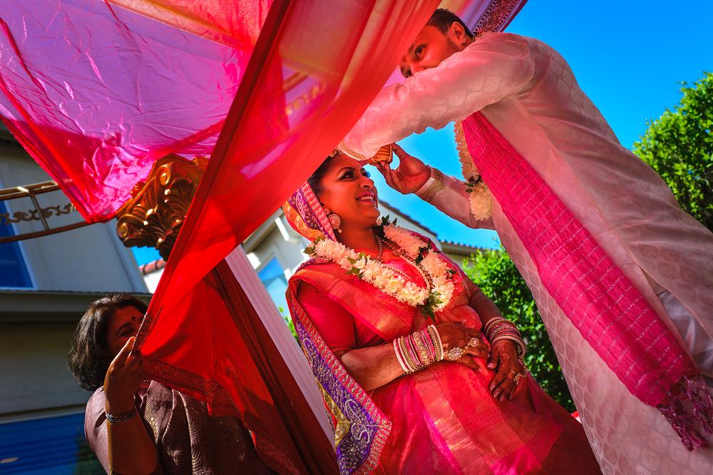 Indian Bengali Wedding San Ramon