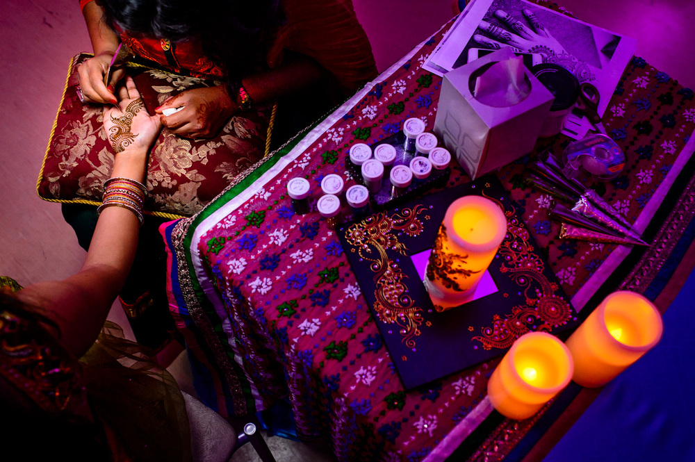 Mehndi and Sangeet  San Ramon