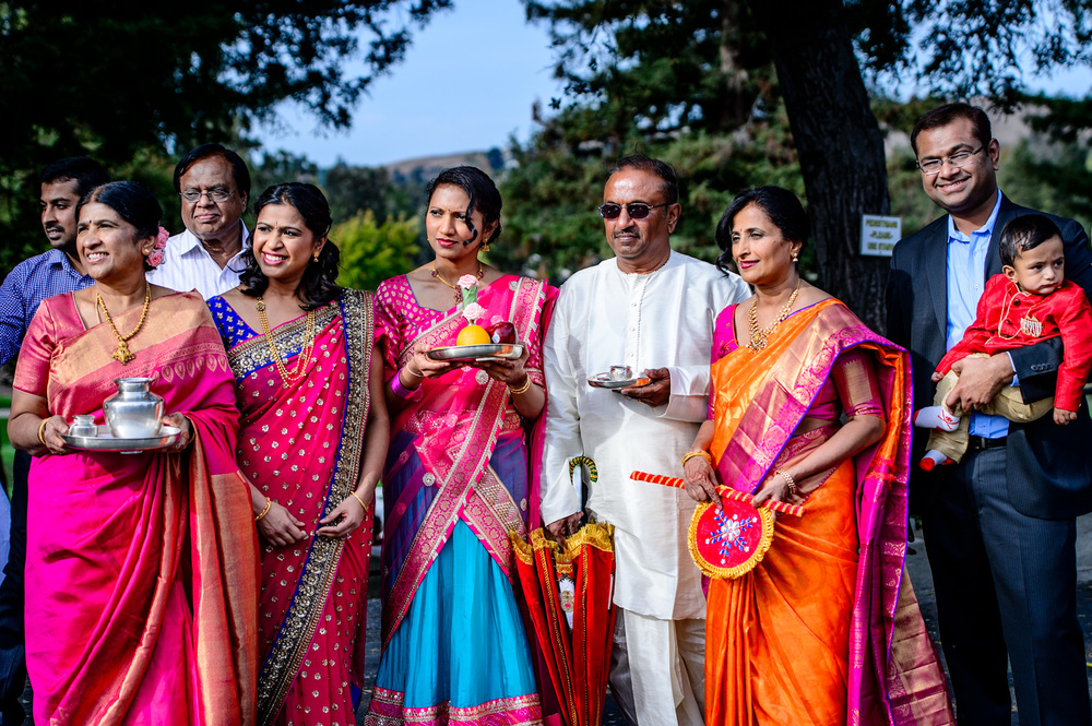 South Indian Telgu wedding Bay area