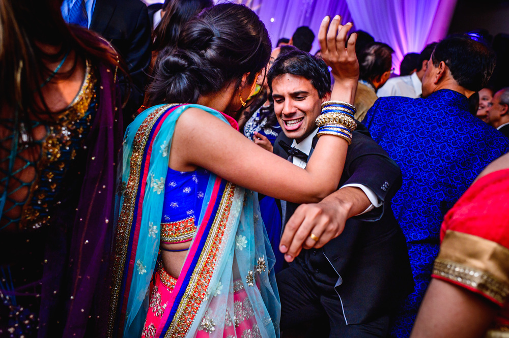 Indian wedding Country Club Danville