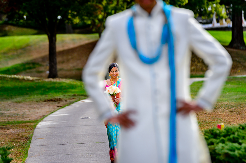 Hindu wedding San Ramon Country Club