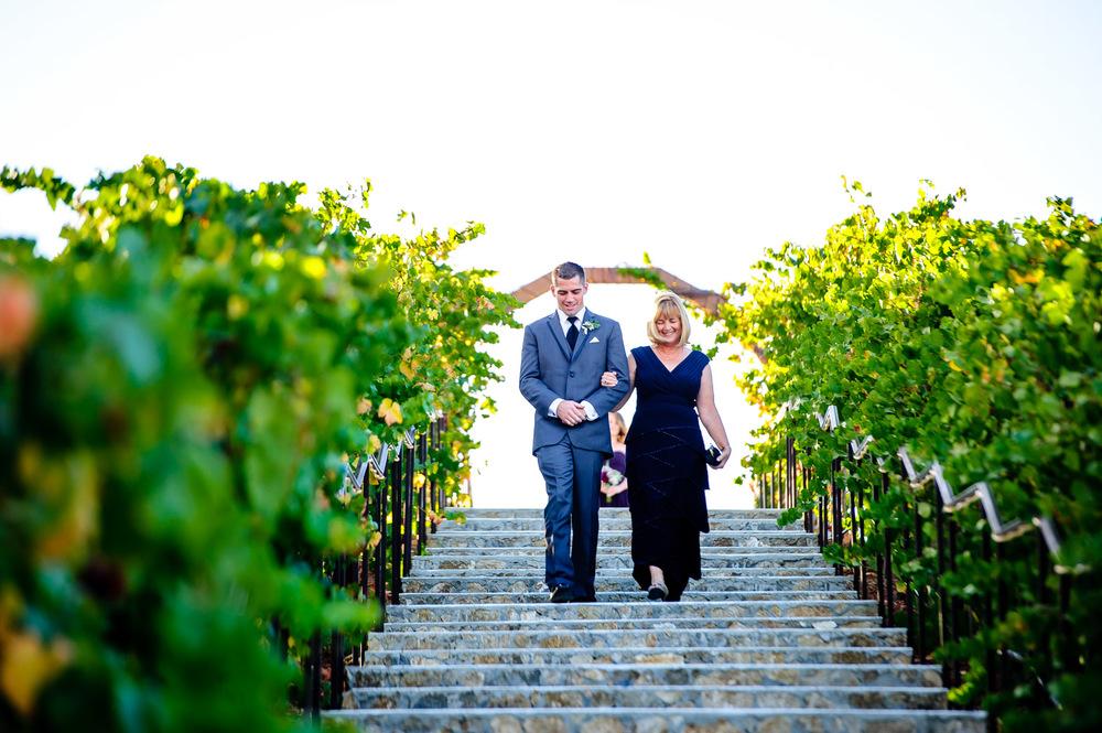 Nella Terra Cellars wedding