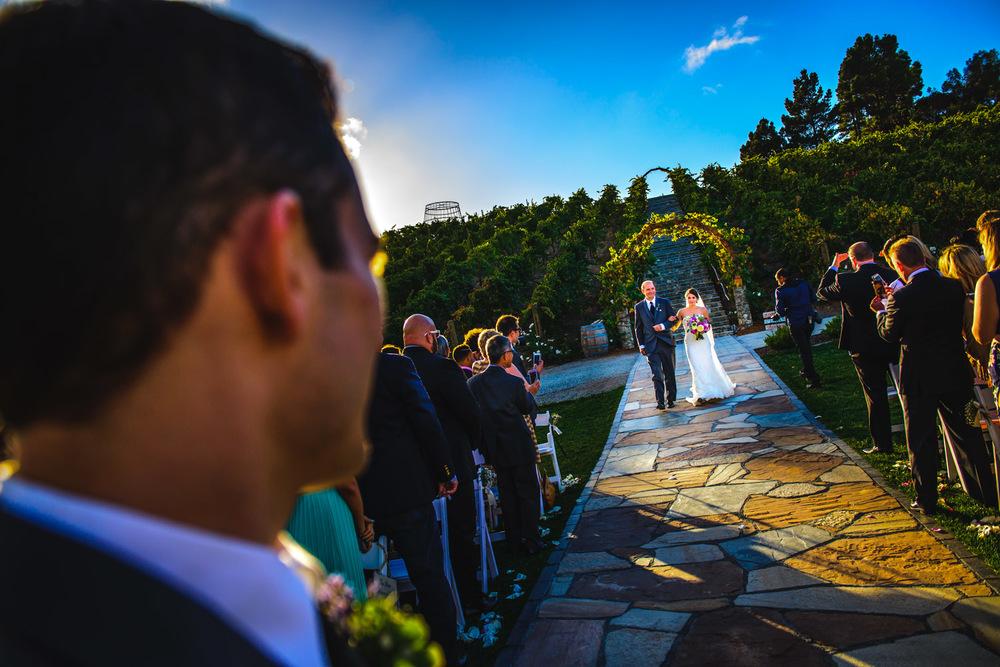 Wedding at Nella Terra Cellars