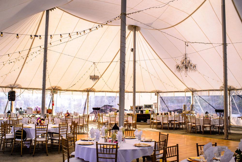 Wedding Reception Nella Terra Cellars
