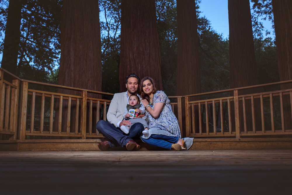Bay area Family shoot Sanborn County park Saratoga