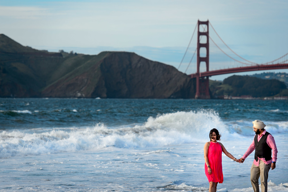 San Francisco maternity shoot