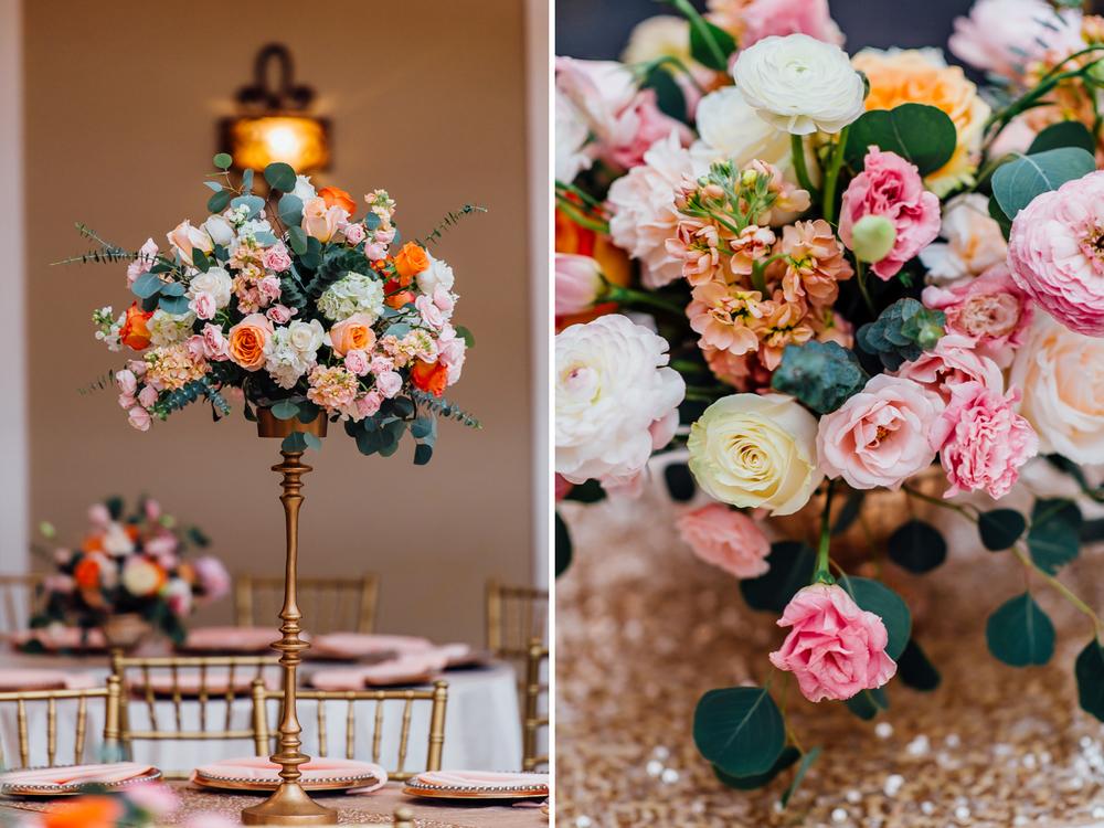 Floral Centerpieces WeDo Designs